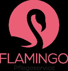 Flamingo Pflegeservice Logo